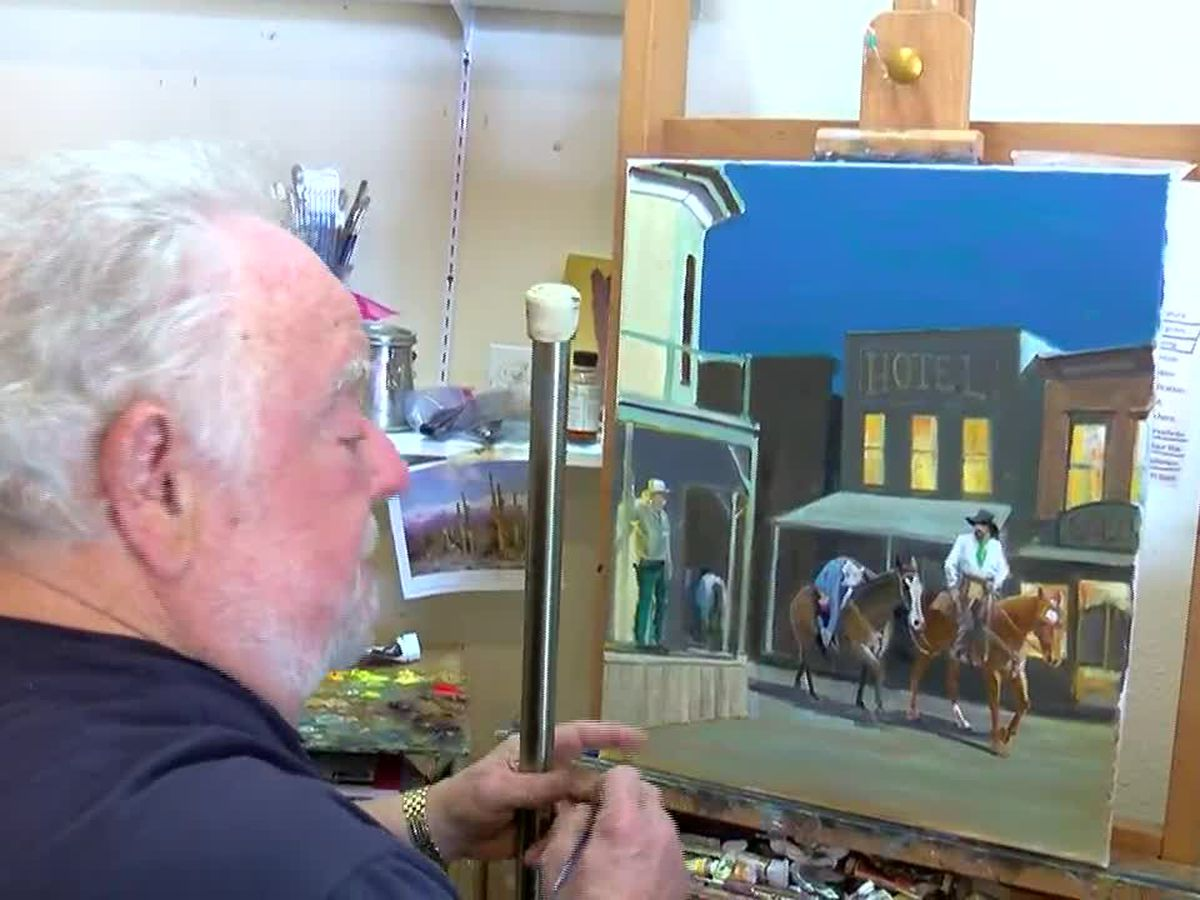 News Channel 6 City Guide: Don MacLaughlin Art Galleries