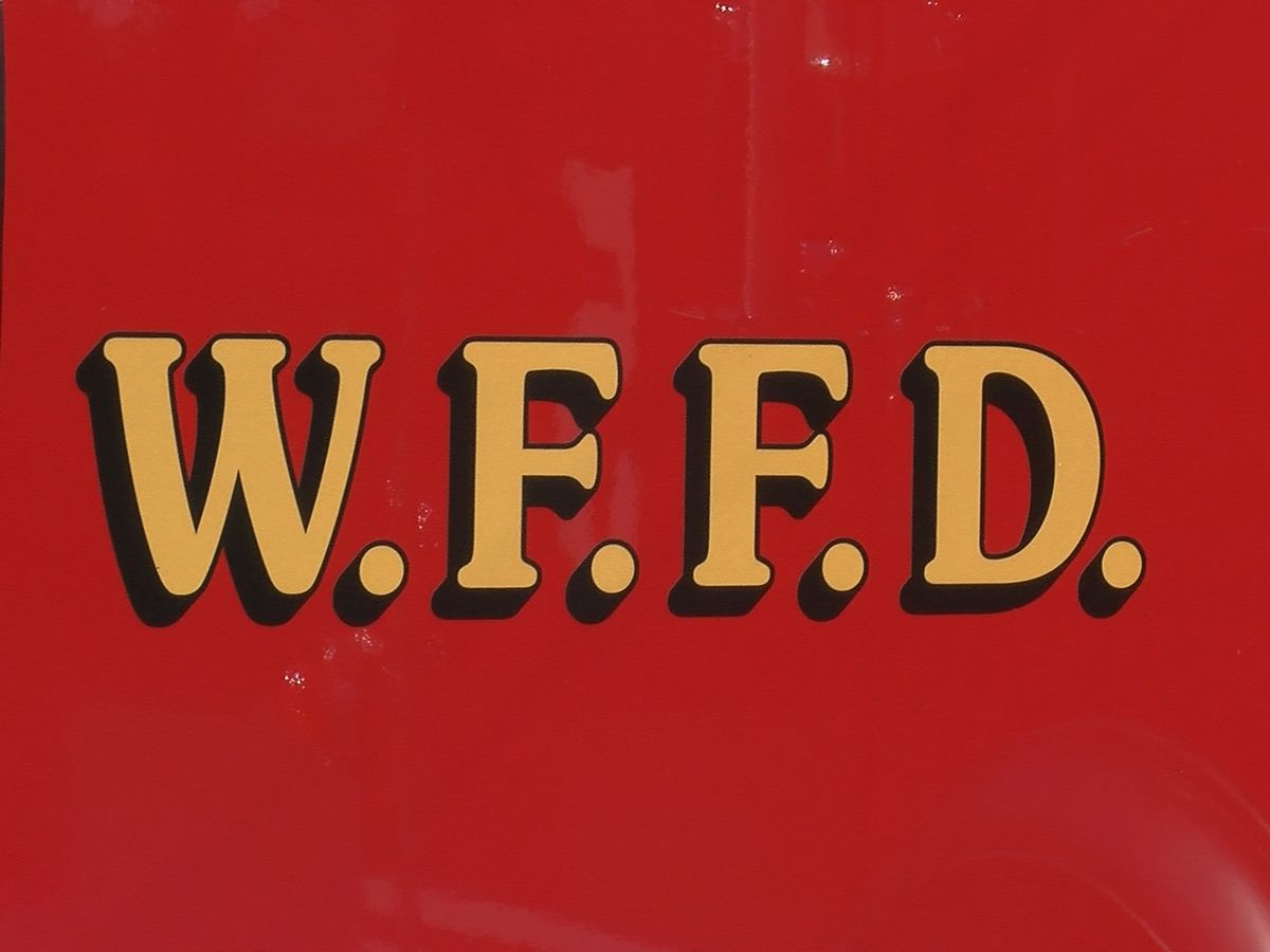 WF Fire Department prescribed burn set for Saturday