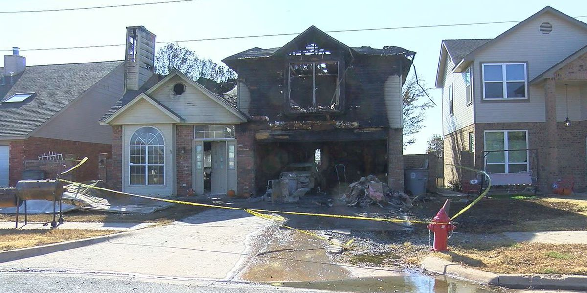 UPDATE: Charges filed in deadly 2019 Lawton house fire