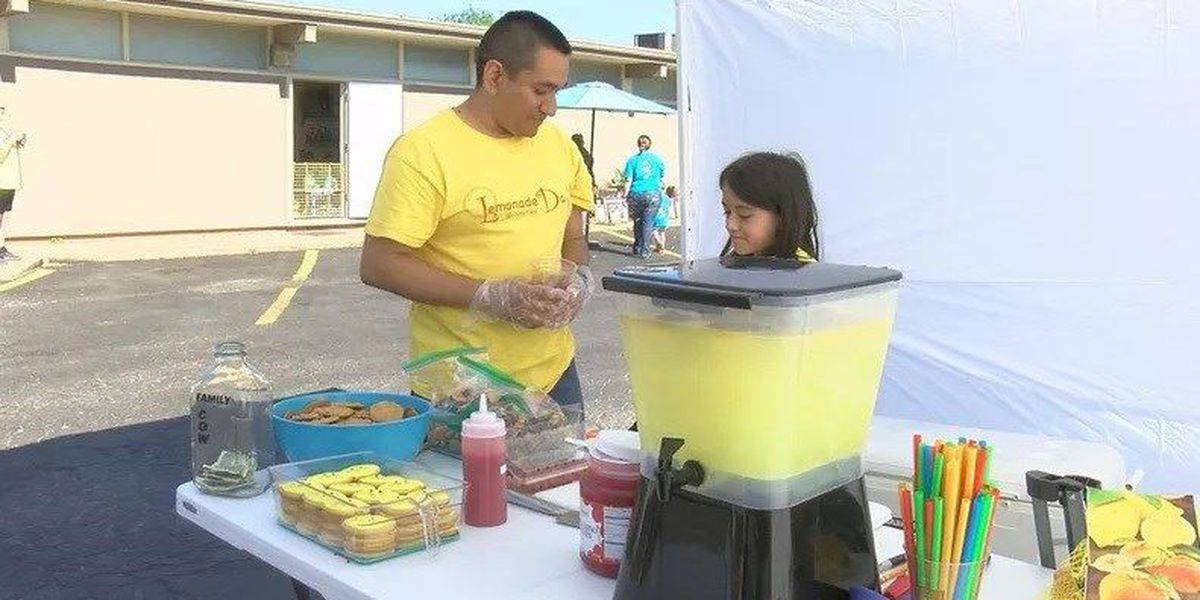 Lemonade Day happens Saturday