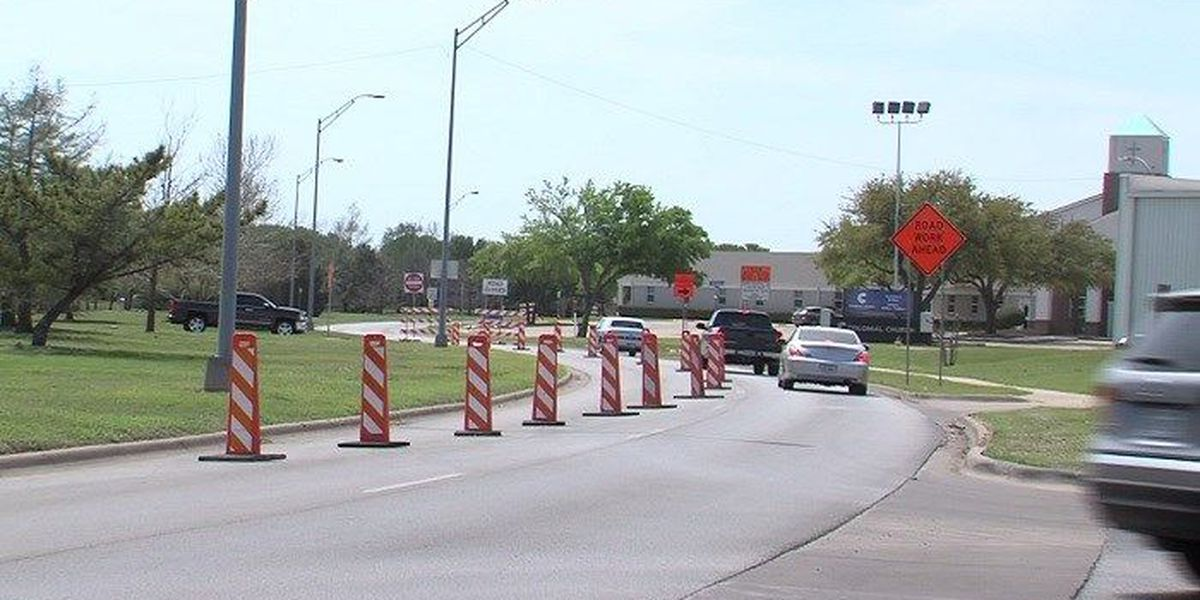 TxDOT: Maplewood culvert project ahead of schedule