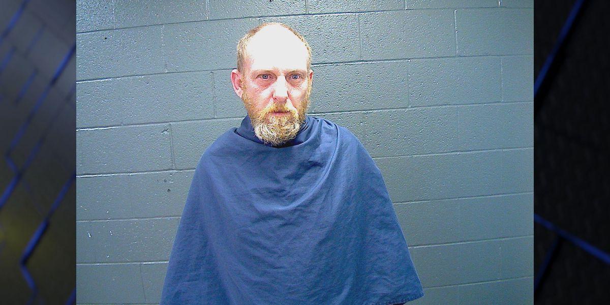 WF man arrested after vomiting on floor, injuring an elderly lady