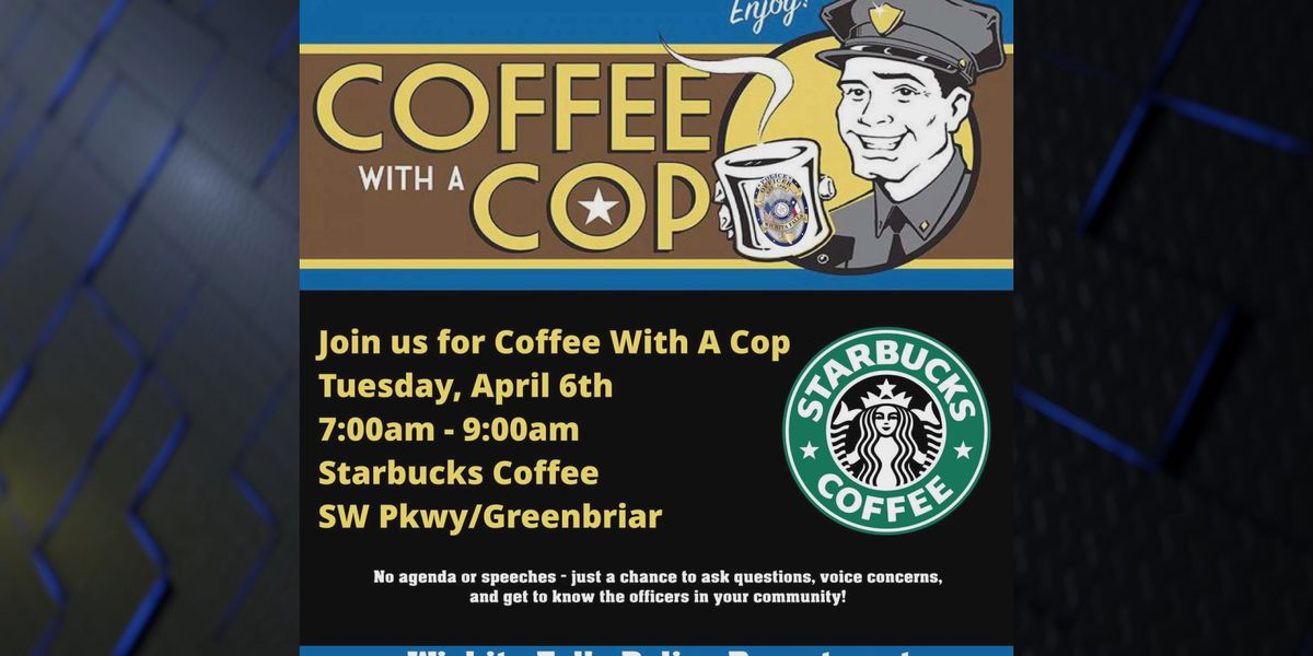WF police hosting Coffee with a Cop on Tuesday