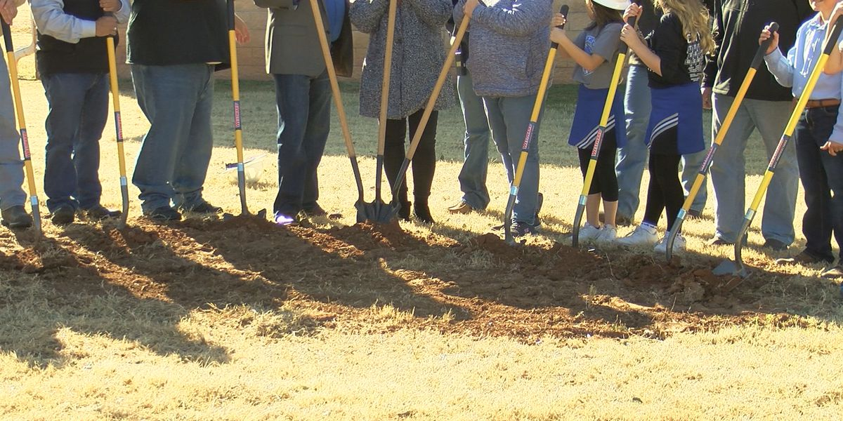 City View ISD: Groundbreaking begins for the next phase