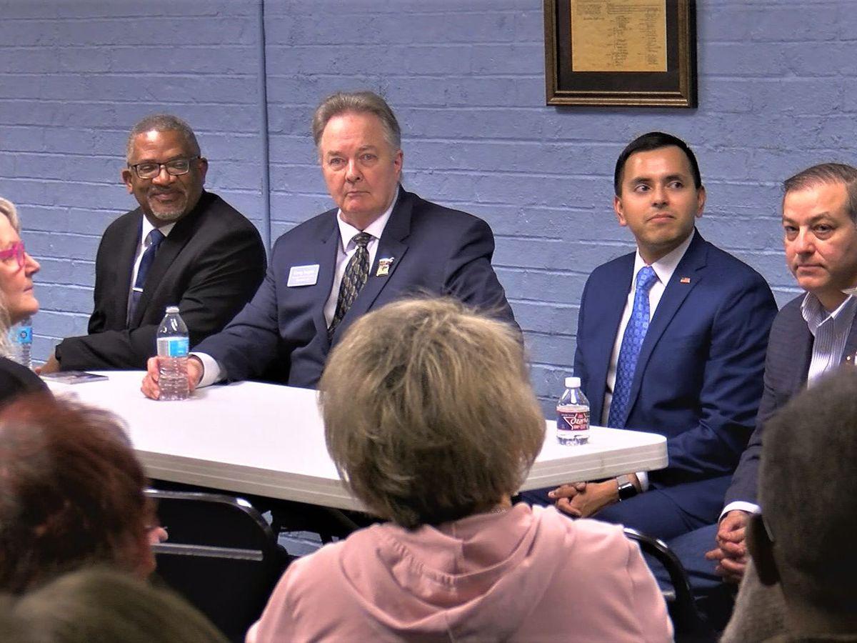 Wichita Falls Democrats host candidate forum