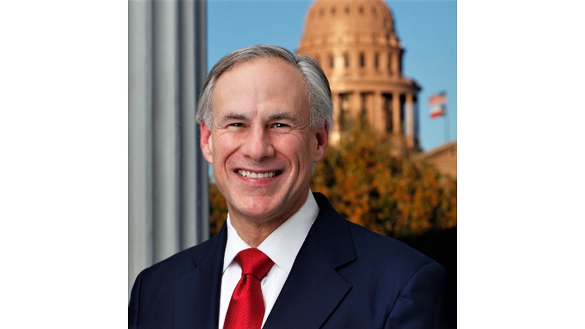 Texas Governor Greg Abbott speaks with News Channel 6