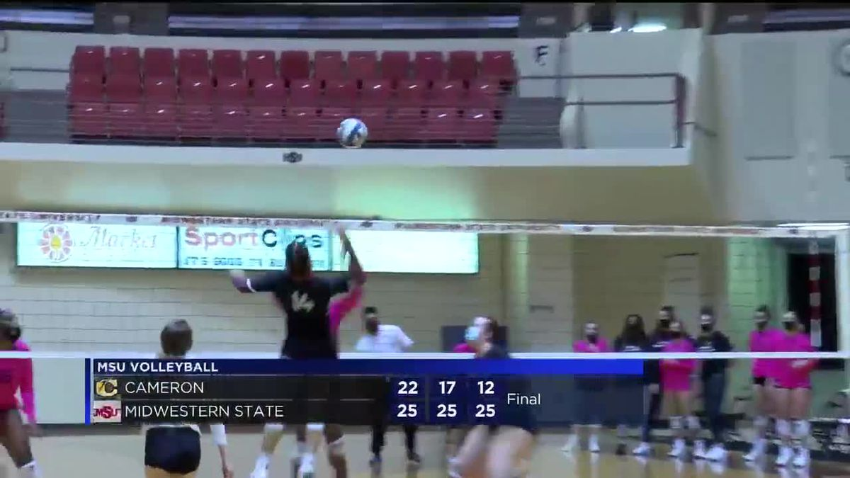 MSU volleyball defeats CU in first matchup of their last home series