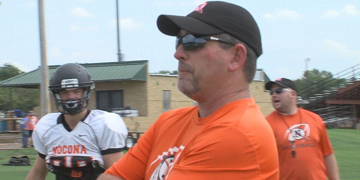 Nocona's Brad Keck resigns as head football coach