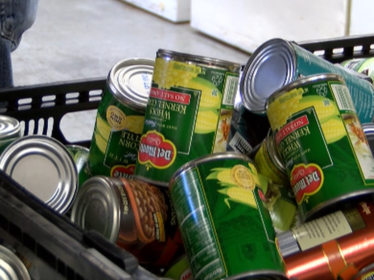 Turkey Trot brings canned food to the Mustangs Pantry