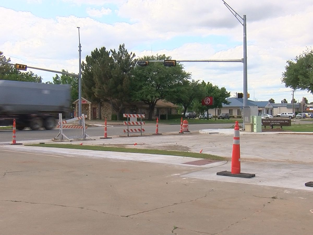 Maplewood Avenue expansion nearing completion