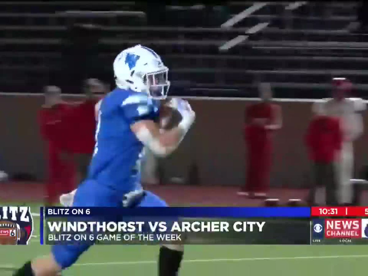 Blitz on 6 GOTW preview: Windthorst vs Archer City