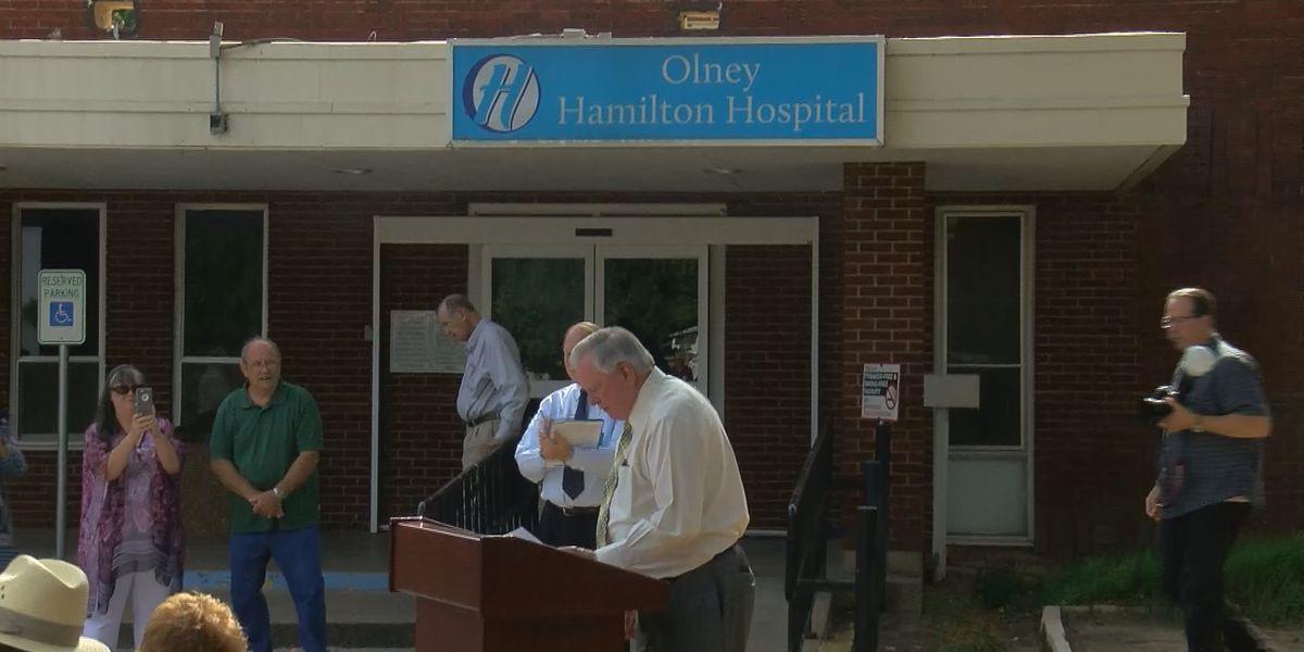 Olney Hamilton Hospital Recognized by TORCH