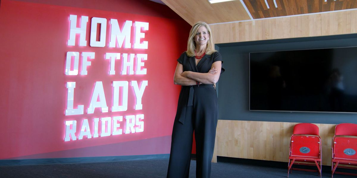 WATCH: TTU introduces new Lady Raiders Basketball Coach Krista Gerlich