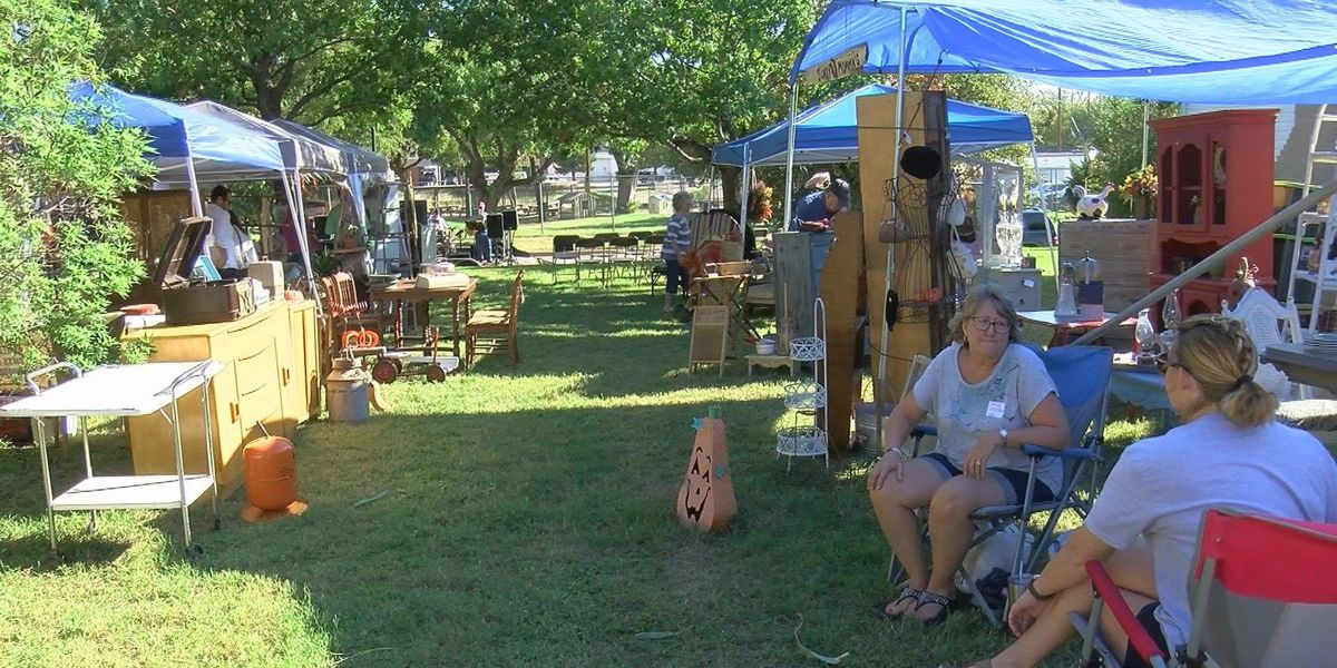 Vintage Fair gives Texomans a blast from the past