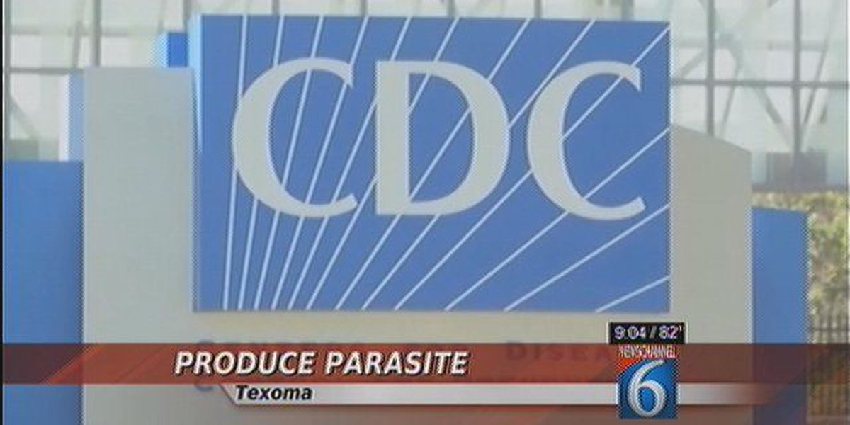 Confirmed Case of Parasite in Wichita County