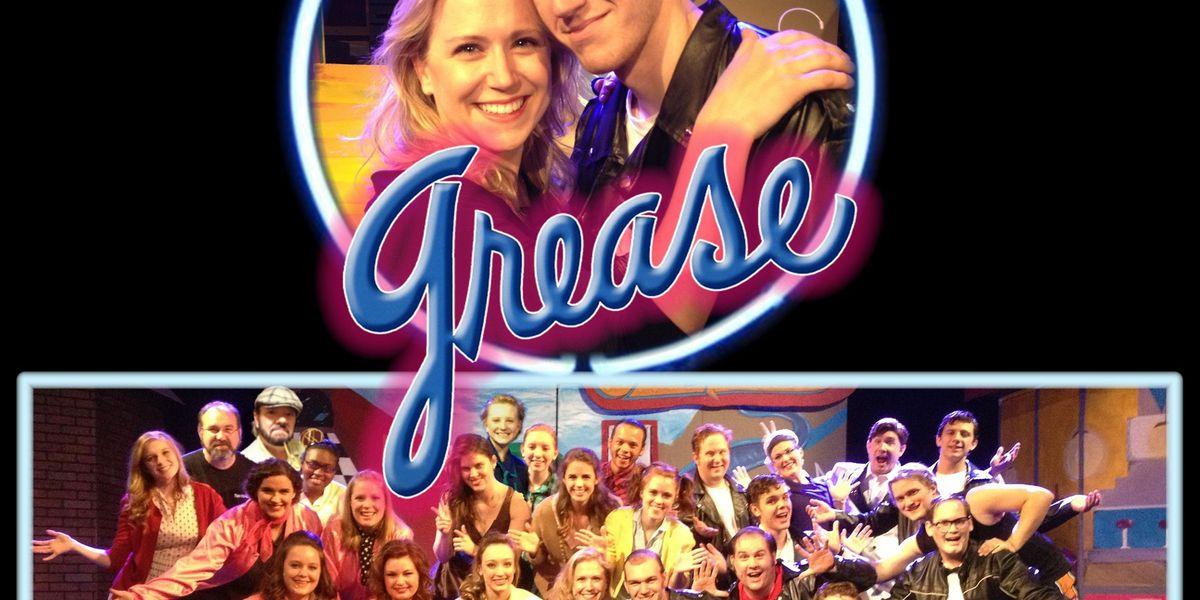 Grease Opens Tonight At Wichita Theatre
