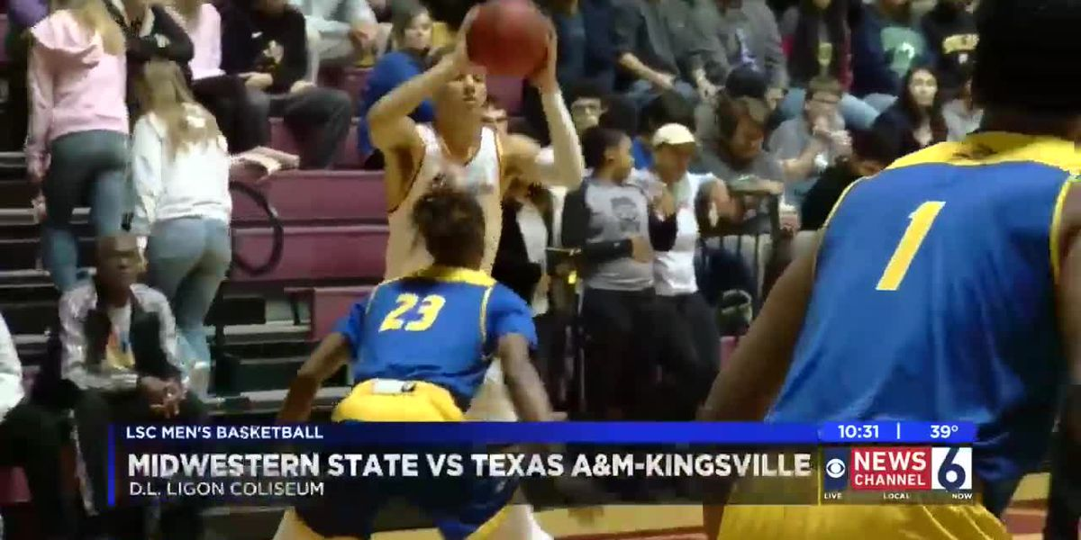 Midwestern State vs A&M-Kingsville highlights