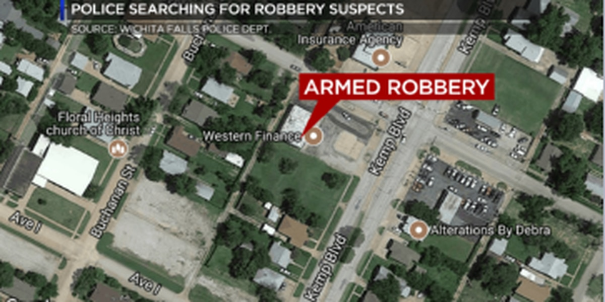 WFPD arrest one man in connection with Western Finance robbery