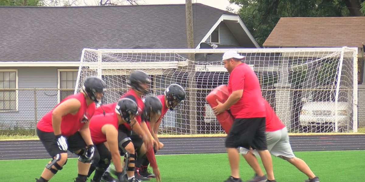 WFISD football teams tackle extreme heat