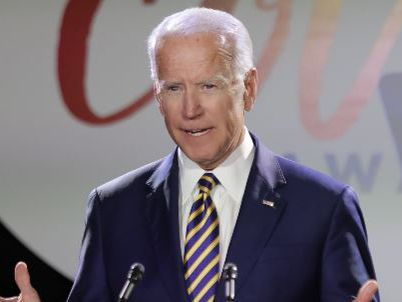 2nd woman recounts unwanted touching by Joe Biden