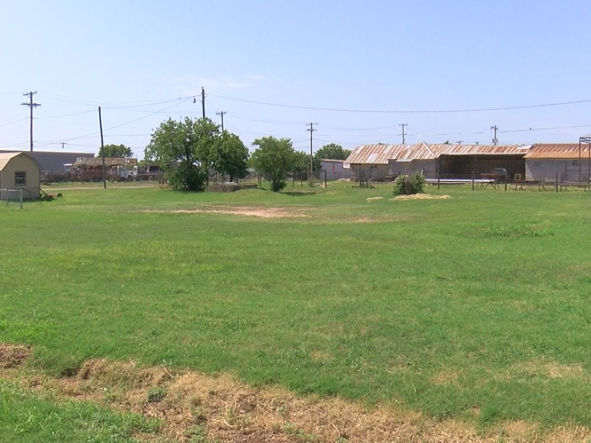 Electra's new community garden will be blooming soon