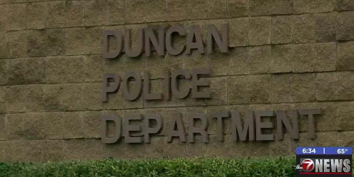 Duncan PD investigating Monday night shooting