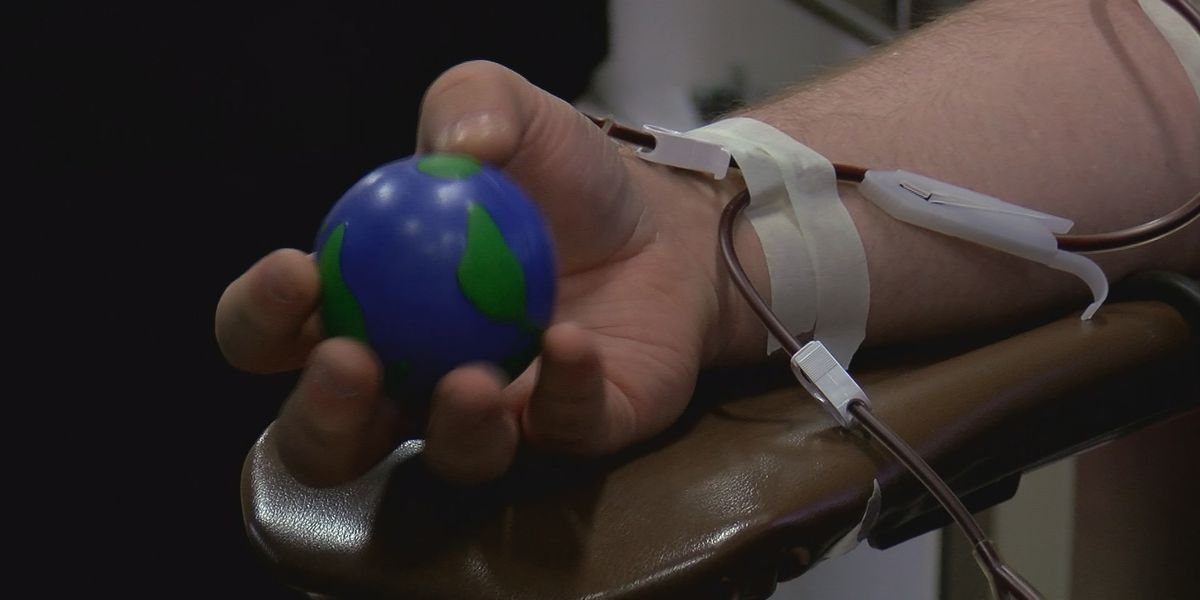 Blood donations needed to fight shortage