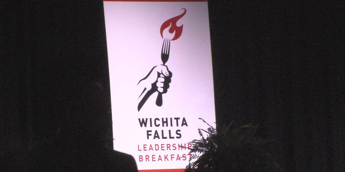 "Wichita Christian School hosts annual ""Leadership Breakfast"""