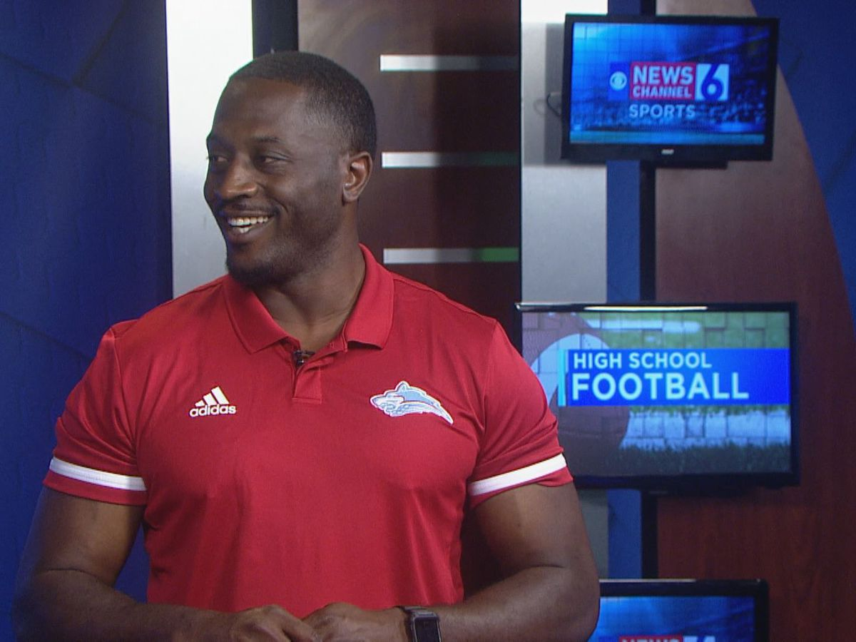 In-studio interview w/ Hirschi head coach Antonio Wiley