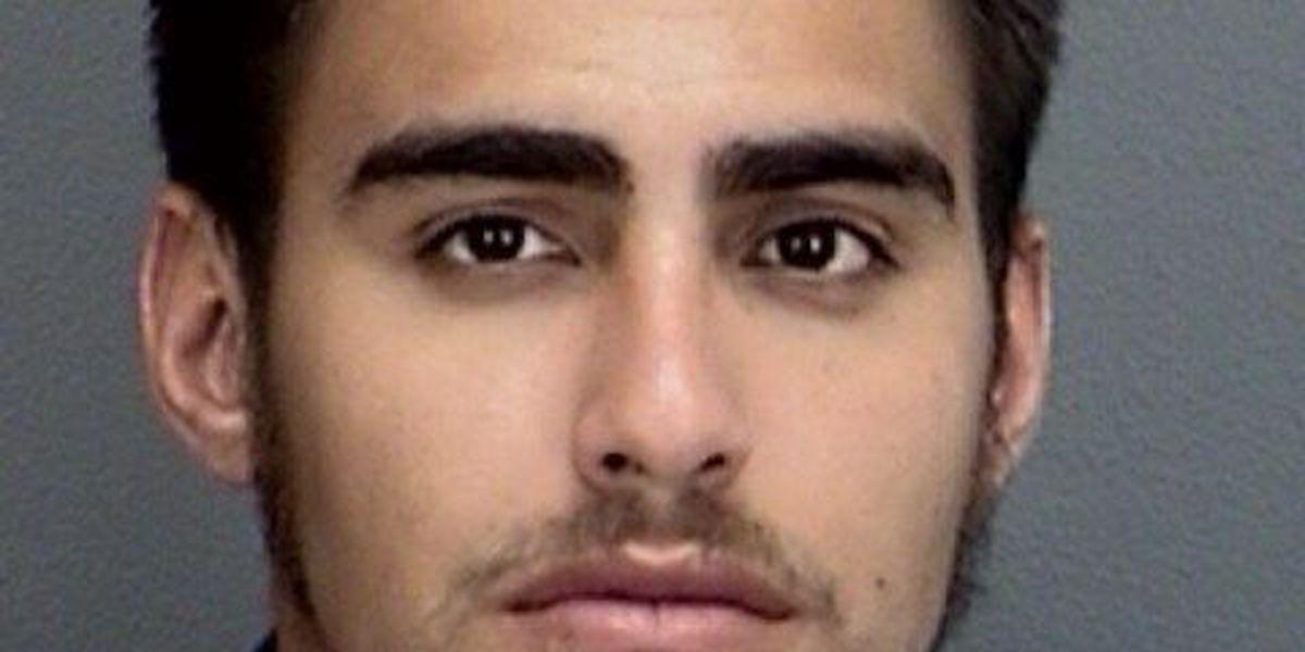 Oklahoma man arrested nine months after alleged assault