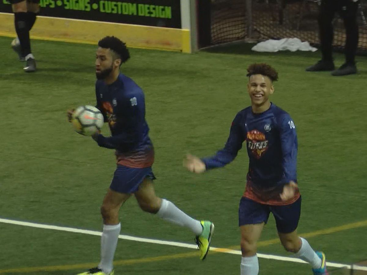 Falls Town Flyers to face the Dallas Sidekicks