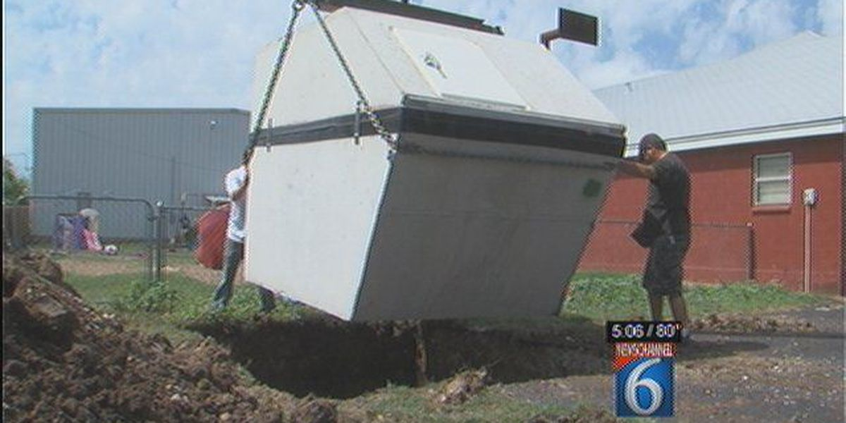 Storm Shelter Sales Spike After Recent Tornadoes