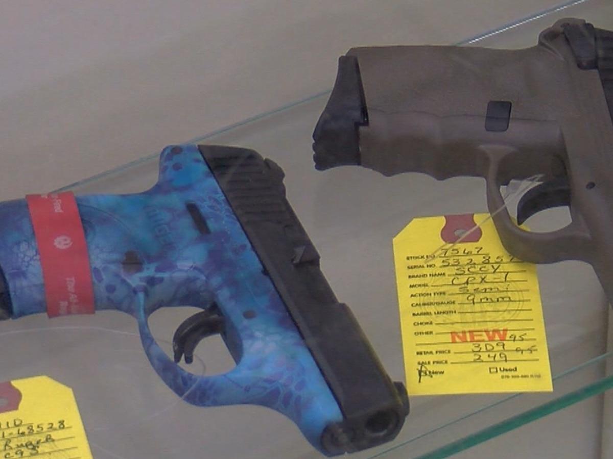 New Texas gun laws take effect next month