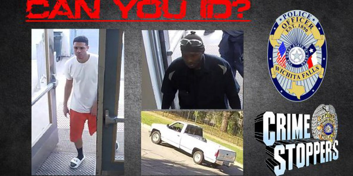 WFPD needs help identifying Faith Mission theft suspects