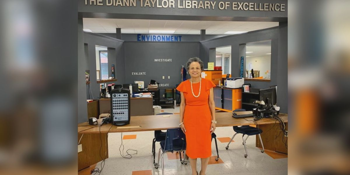 Kirby Middle School's library officially dedicated to former principal