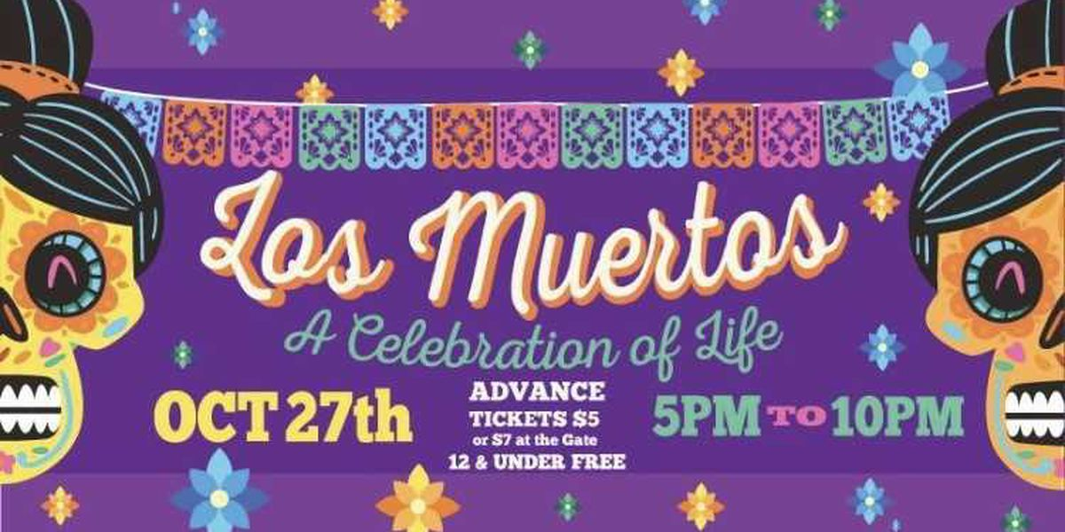 Dia de Los Muertos cultural celebration is this Saturday