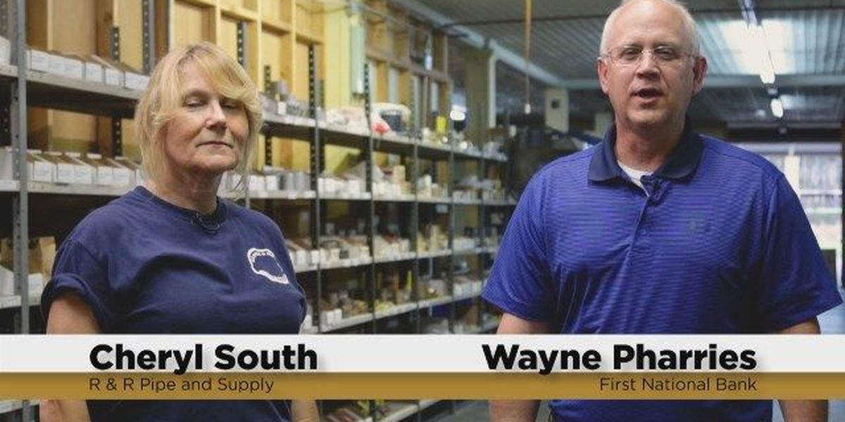 Banking on Business: R & R Pipe and Supply