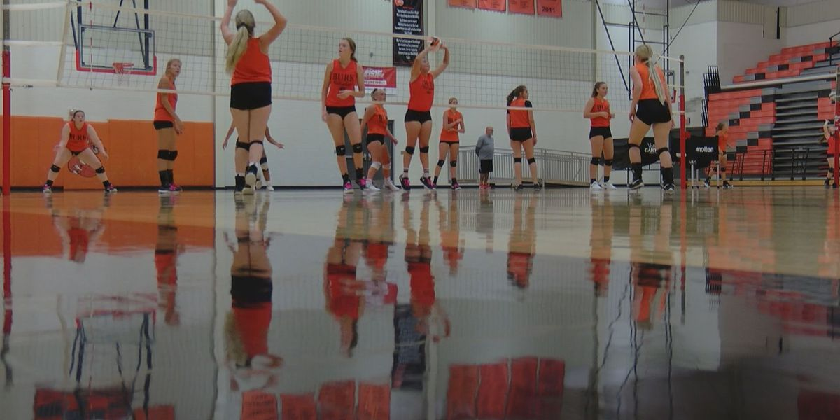 Lady Bulldogs improving communication, volleyball I.Q.
