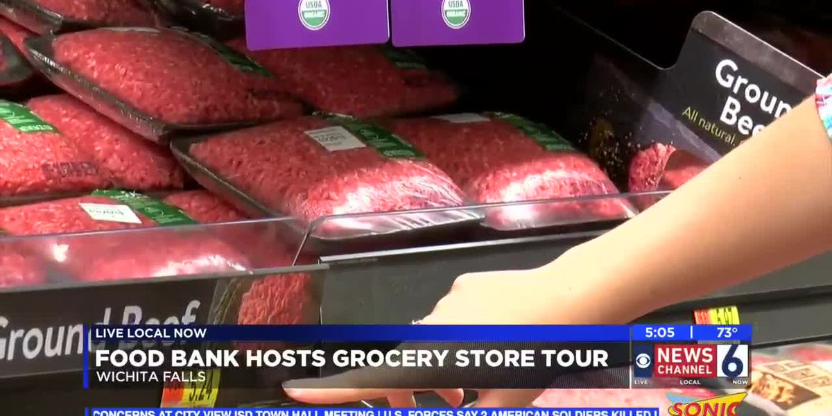 WF Area Food Bank teaches group how to eat healthy on a budget