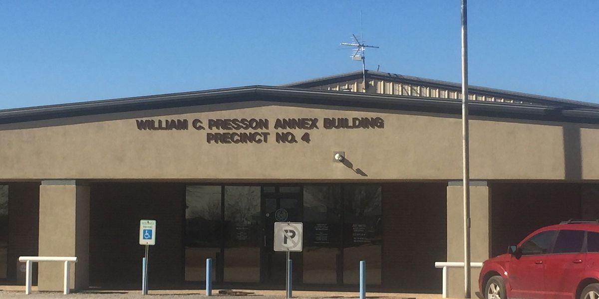 Wichita County Precinct 4 auction this Saturday