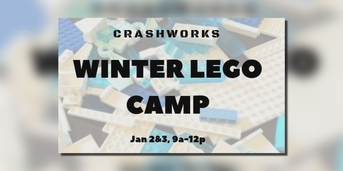 Winter LEGO camp starts early in the New Year