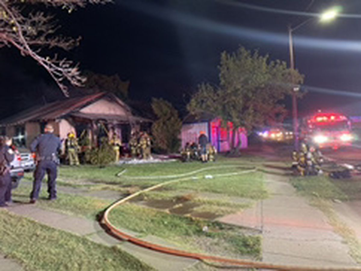 One dead in Wednesday house fire