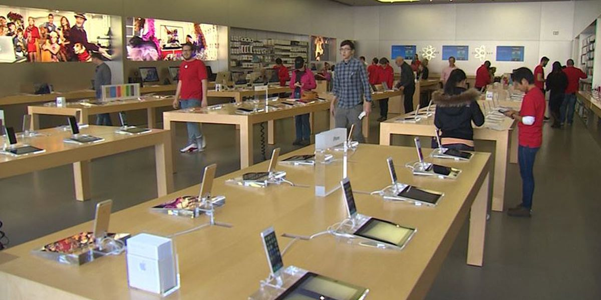 Apple closing some stores in 5 states amid coronavirus surge
