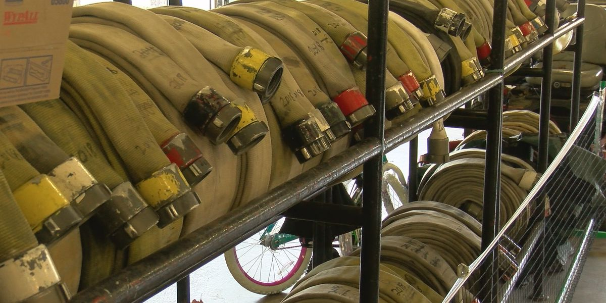 WF Fire Department: Don't run over hoses