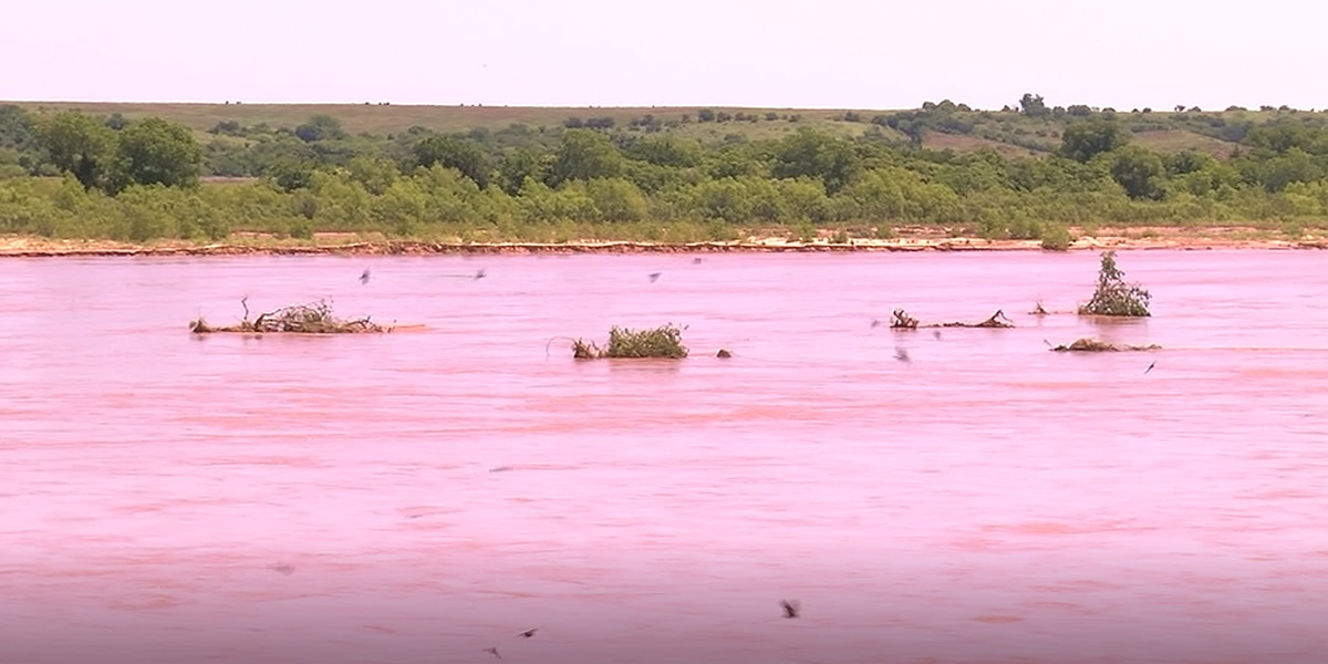 Red River levels expected to increase with the rain that is in the forecast