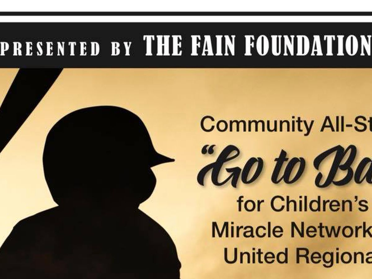 All-Stars softball game to benefit Children's Miracle Network postponed