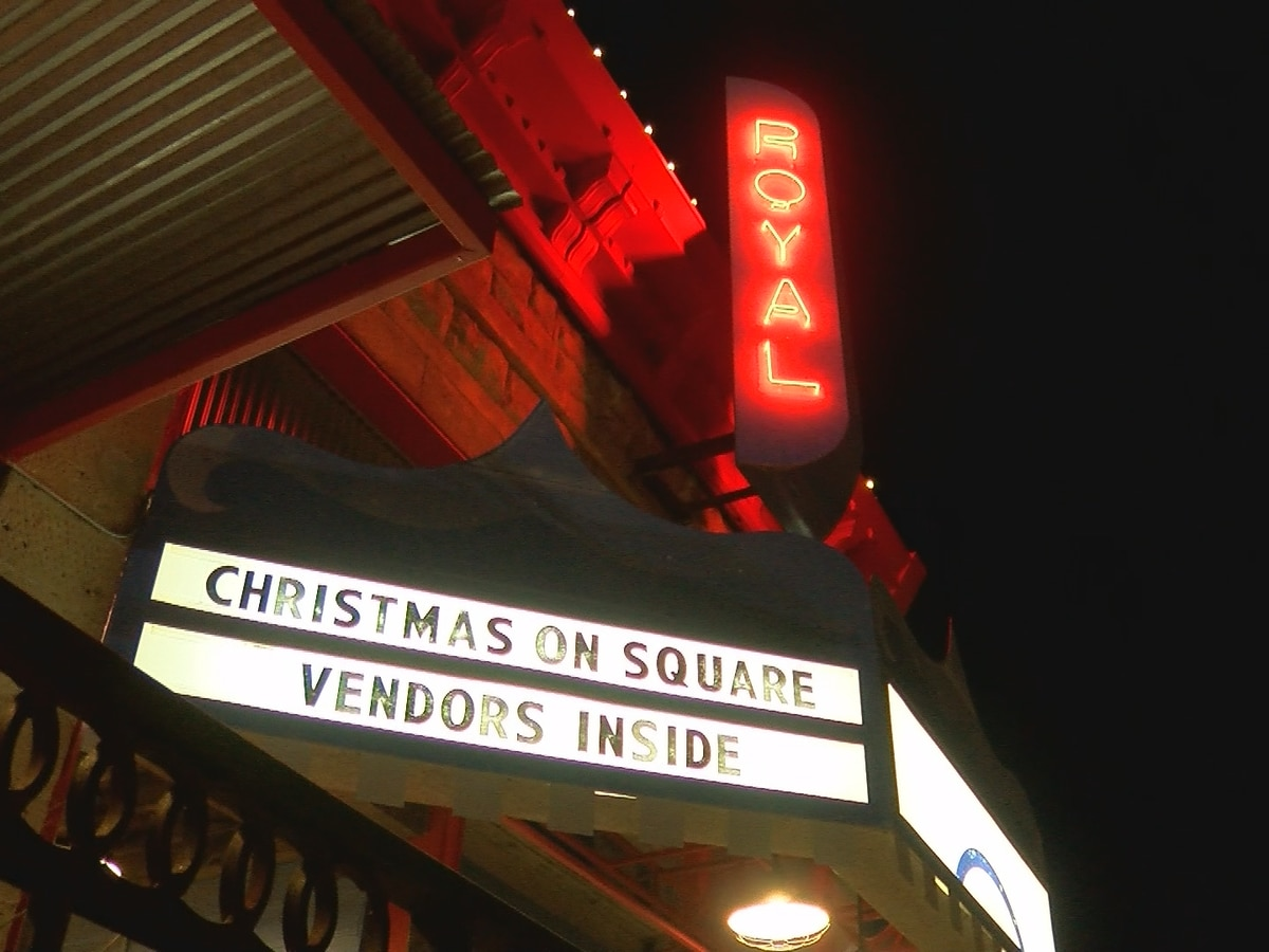 Archer City hosts 5th annual Christmas on the Square