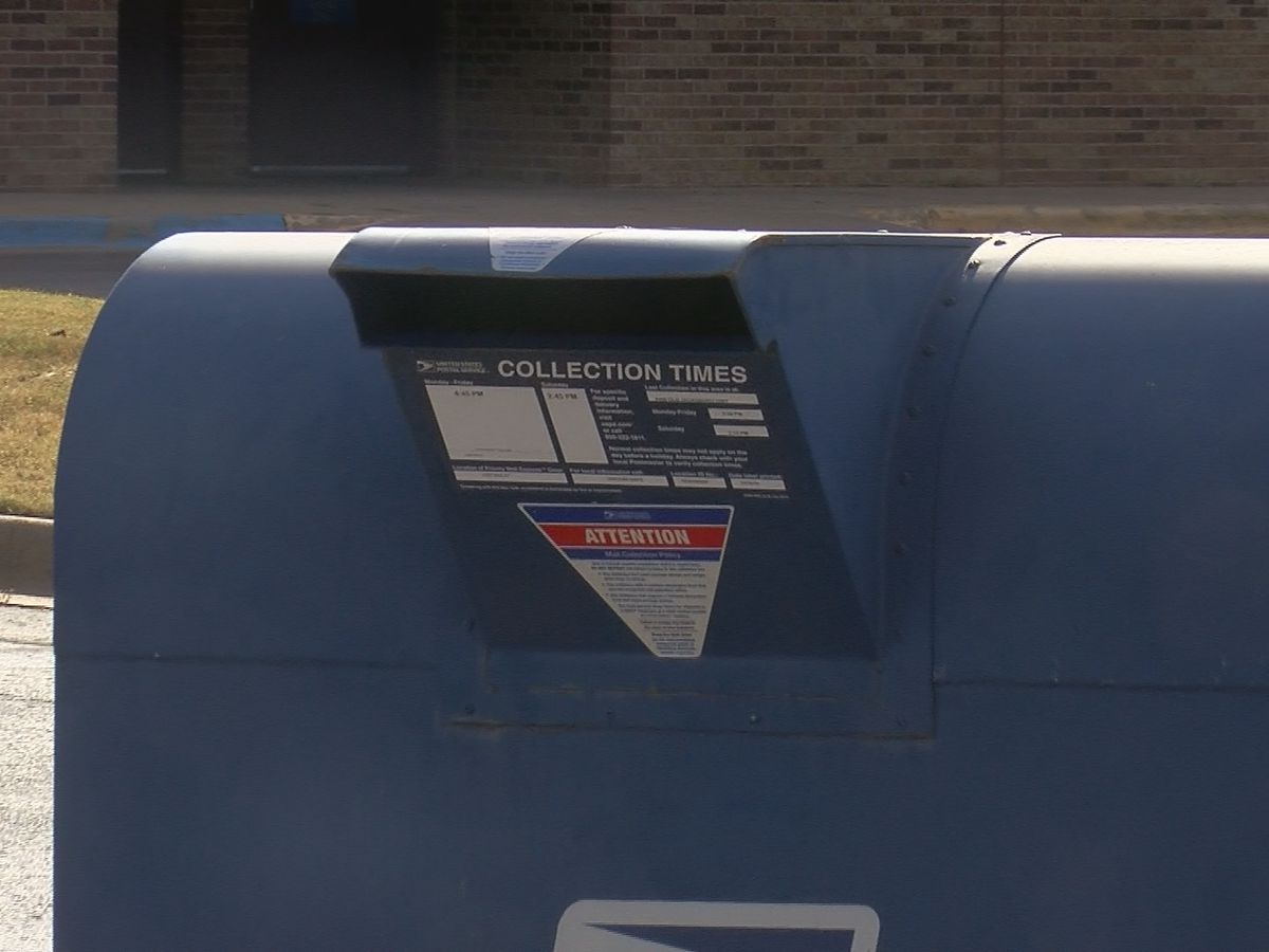 Some residents concerned about casting ballots through mail