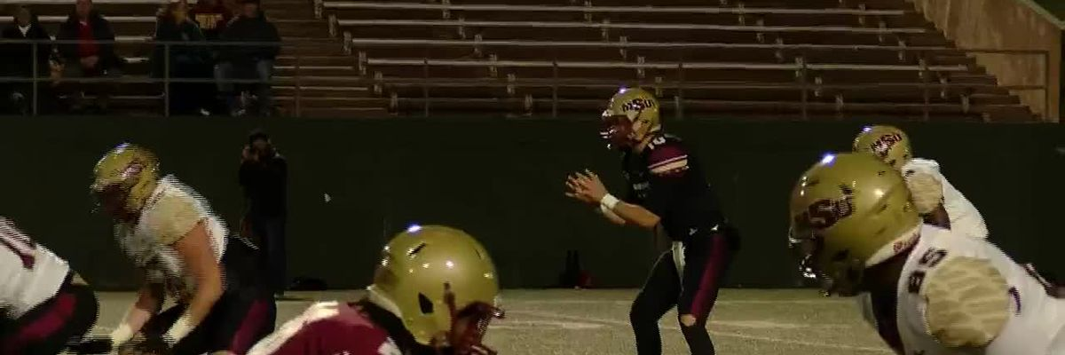 Midwestern State spring game