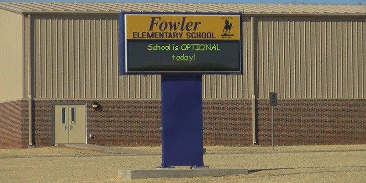 Fowler Elem. to close Tuesday following water main break